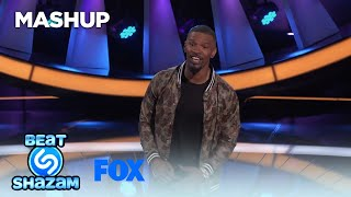 Check out some of Jamie Foxx's funniest moments from episode three of BEAT SHAZAM. Subscribe now for more BEAT SHAZAM ...