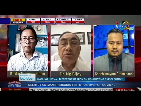 DIFFERENT OPINION ON CONDUCTING BYE-ELECTION on Manung Hutna 15 September  2020