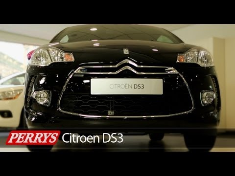 New Citroen DS3 DSport Review (2014)