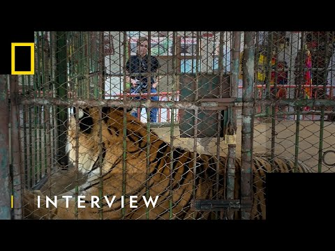 How To Get Inside The Black Market | Trafficked with Mariana van Zeller | National Geographic UK