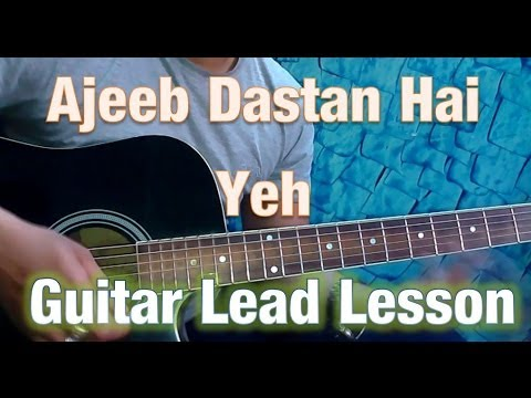 Ajeeb Dastan Hai Yeh Piano Chords Image Collections Chord Guitar