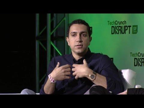 Swipe Right with Tinder CEO Sean Rad | Disrupt SF 2014