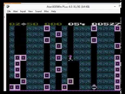 Boulder Dash Construction Kit Atari