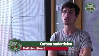 Matthieu Libeert – Carbon onderdelen