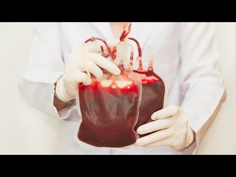 Surprising Facts About Blood Donation