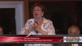 HMADS: Honoring the Principal Zarmine Poghosian