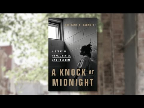 Brittany K. Barnett describes her memoir A KNOCK AT MIDNIGHT