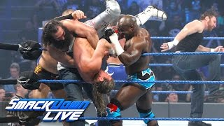 Nonton 10-Man Battle Royal to face WWE Champion at WrestleMania: SmackDown LIVE, Feb. 21, 2017 Film Subtitle Indonesia Streaming Movie Download
