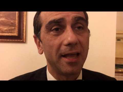 Severino Nappi  presenta a Sorrento il suo libro Jobs (f)act.