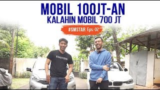 Video Ridwan Hanif Pilih Agya dibanding BMW | Audio Mobil Challenge #SMSTAR Eps 02 MP3, 3GP, MP4, WEBM, AVI, FLV Juni 2018