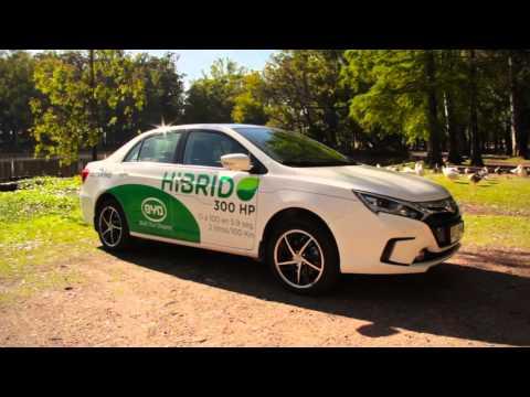 BYD Qin Test Drive - Próximamente