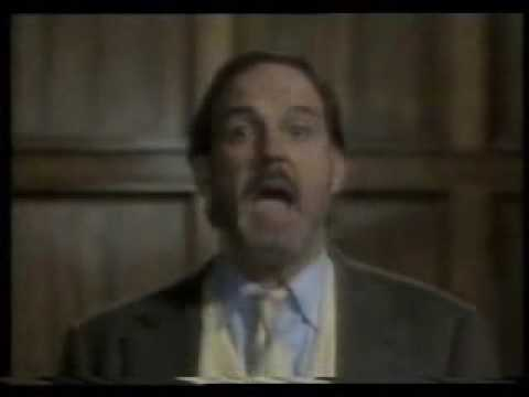 John Cleese had something to say in the 80s that's incredibly relevant today.