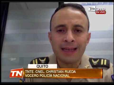 Tnte.  Cnel. Christian Rueda