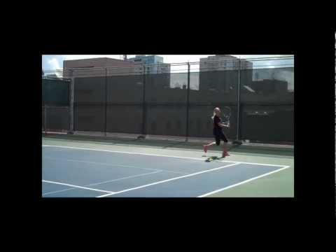 Art U vs. Dominican (CA) Women's Tennis Highlights
