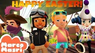 Subway Surfers Easter Pack | ROME, PARIS, PRAGUE & MONACO