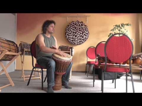 Djembe Solo Improvisation – Andreas C. Zeschik