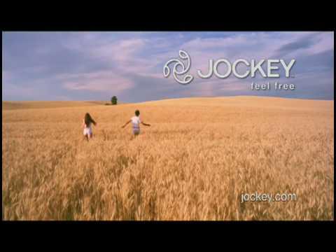 """Jockey Commercial """"Feel Free"""""""