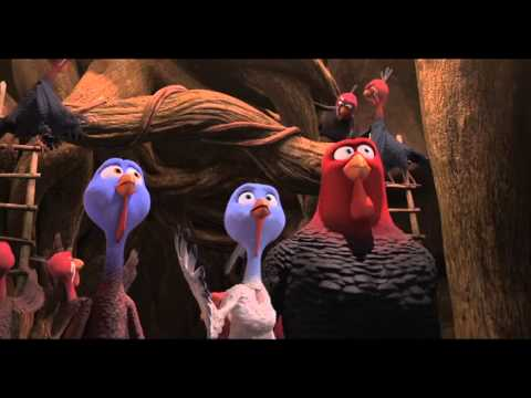 Preview Trailer Free Birds-Tacchini in fuga