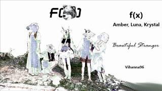 [COVER] f(x) (에프엑스) / f(Amber+Luna+Krystal) - Beautiful Stranger