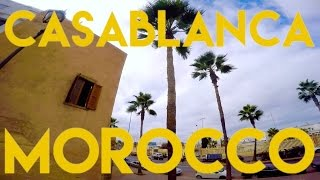 Casablanca Morocco  City pictures : 24 Hours in Casablanca, Morocco | Travel Vlog 2015