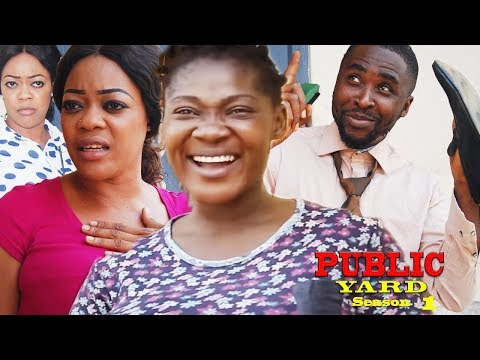 Public Yard Season 1 - New Movie|2019 Latest Nigerian Nollywood Movie