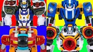 Video ToBot V Speed Monster Rocket Captain Police 4 Vehicles Toy Transformation MP3, 3GP, MP4, WEBM, AVI, FLV Oktober 2018