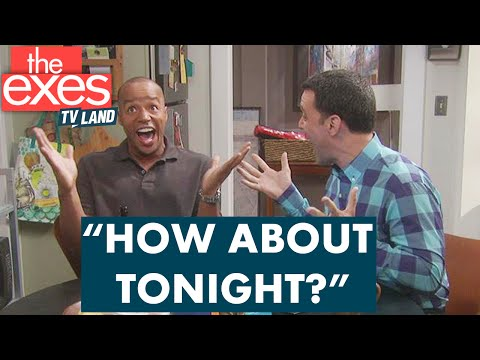 The Exes 4.13 Clip 'How About Tonight?'