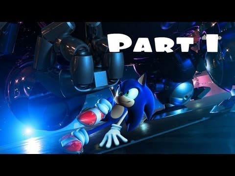 sonic unleashed wii part 1