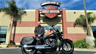 10. Jamie's 2018 Softail Heritage Classic Harley-Davidson