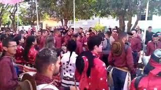 Encontro e Saudações entre as guardas Pérolas de Ouro e Catupe Missioneiros na Sede das Pérolas 14/08/2017.