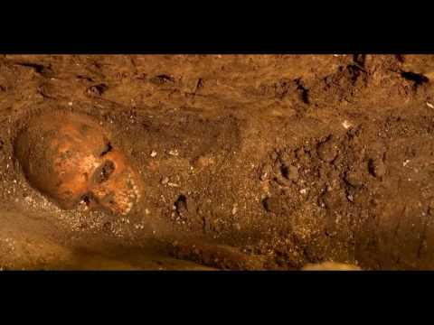 Human Remains From The 1500's Found Under Mall