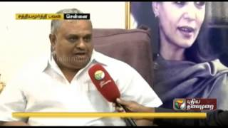 Gnanadesikan's exclusive interview to Puthiyathalaimurai regarding the reasons for his resignation