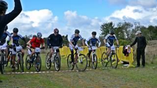 1ª prova BTT - XCO Desporto Escolar Algarve 2013 - 2014