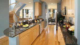 Kitchens of Model Homes