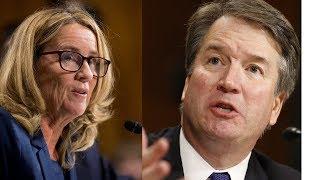 Allegation and denial: Christine Blasey Ford and Brett Kavanaugh's testimony