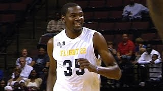 Kevin Durant Lockout Highlights - Memphis