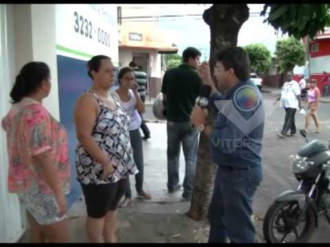 Acidentes no cruzamento de ruas no Bairro Alto Umuarama é constante