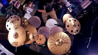 Twenty One Pilots - Smithereens (Drum Cover) - Brendan Shea