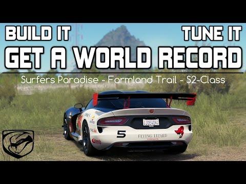 Forza Horizon 3 - 1100BHP Viper ACR - WORLD RECORD - BUILD and TUNE