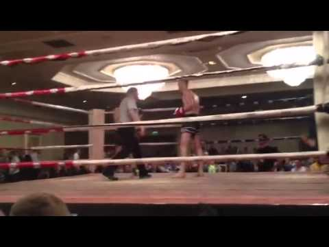o'grady - Fight night in Silversprings Moran Hotel 18/5/13.