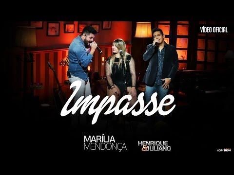 Video Marília Mendonça Impasse Part Henrique e Juliano - Vídeo Oficial do DVD download in MP3, 3GP, MP4, WEBM, AVI, FLV January 2017