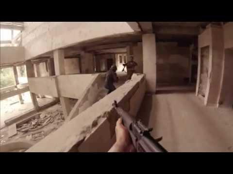 GoPro: Мировая война от первого лица по мотивам Call of Duty