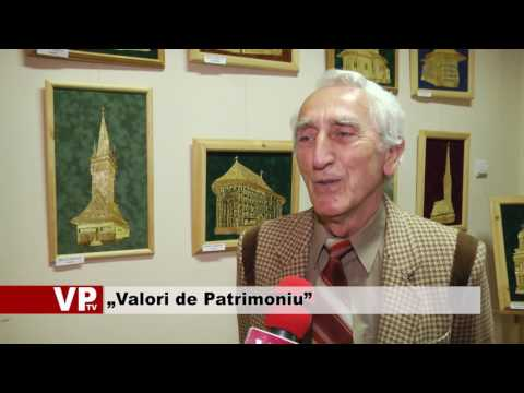 """Valori de Patrimoniu"""