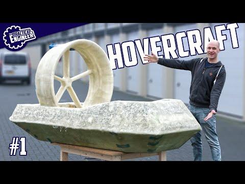 Homemade Hovercraft - 1 The Body