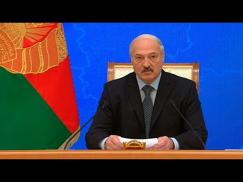 Встреча Лукашенко с журналистами российских региональных СМИ