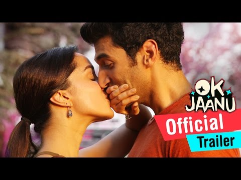 Download OK Jaanu | Official Trailer | Aditya Roy Kapur, Shraddha Kapoor | A.R. Rahman HD Video