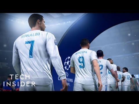 Let's Play EA Sports' 'FIFA 19' On PS4   Gaming Insider (видео)