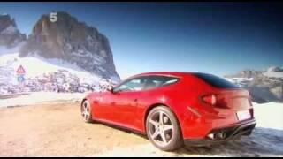 Tiff Needell 2012 Ferrari FF Full Test Review Fifth Gear