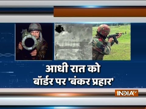 Pak Rangers call BSF for ceasefire on International Border in Jammu