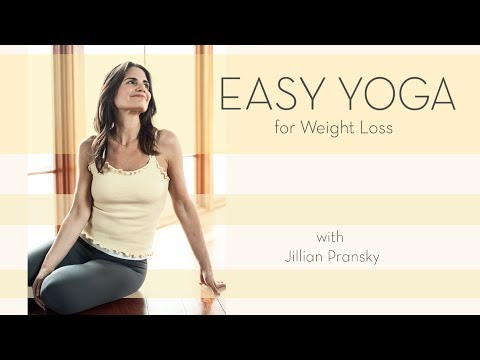 Easy Yoga for Weight Loss